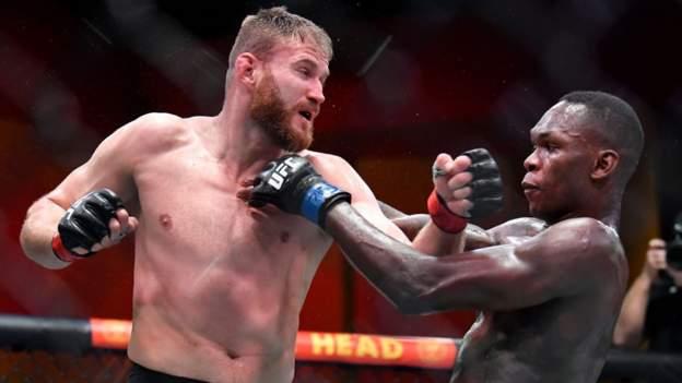 Blachowicz defeats Adesanya at UFC 259 as Nunes wins again