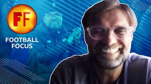 Klopp on missing 'the boys' and meeting Gerrard during lockdown thumbnail