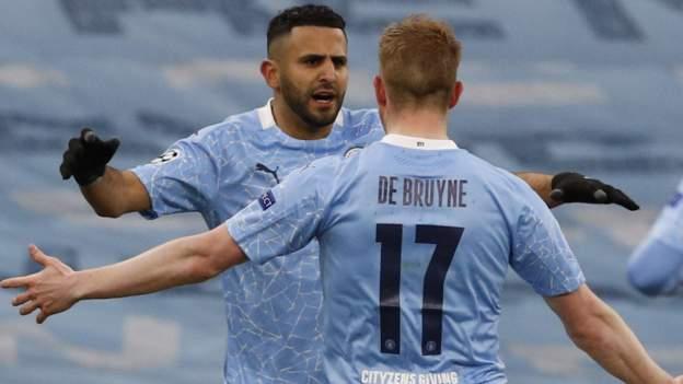 Man City 2-0 Paris St-Germain (agregat 4-1): City menuju Perserikatan Champions pertama yang pasti thumbnail