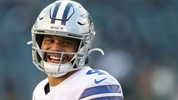 Dak Prescott: Dallas Cowboys quarterback pledges $1m to anti-racism fight thumbnail