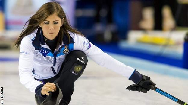 Muirhead: Scotland ready for European Curling challenge