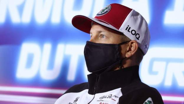 Dutch Grand Prix: Kimi Raikkonen says Formula 1 'has never been my life'