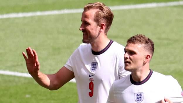 Euro 2020: Harry Kane will start for England against Czech Republic - Gareth Southgate - bbc