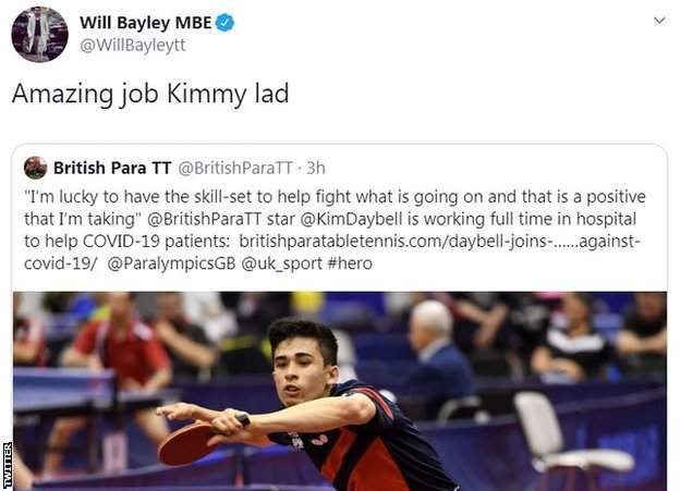 Will Bayley Twitter