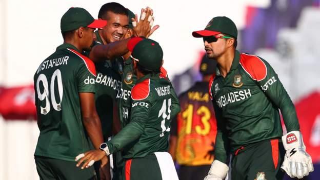 Bangladesh secure Super 12s spot