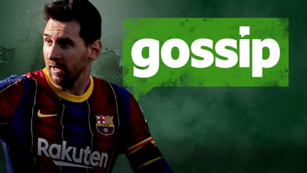 Transfer rumours: Messi, Barnes, Ings, Winks, Dembele, Diallo - bbc