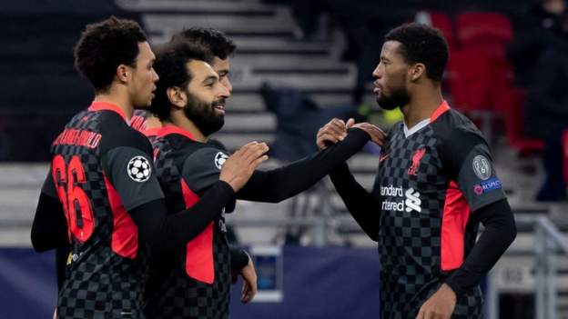 Liverpool to host RB Leipzig in Budapest for Champions League last 16 second leg - bbc