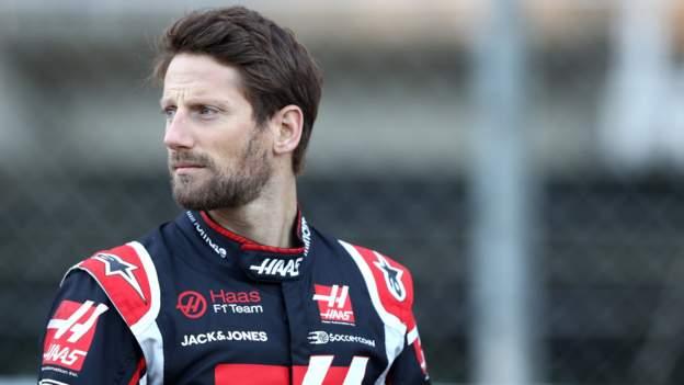 Grosjean to demo Mercedes at French GP