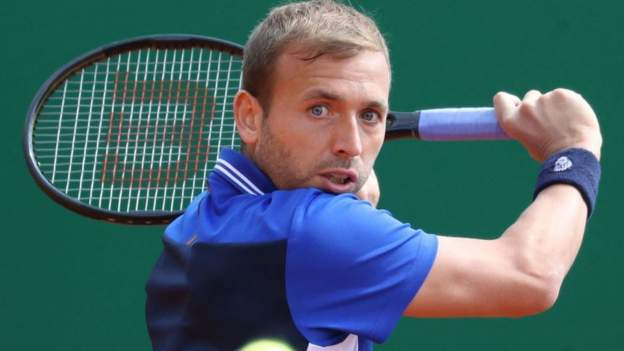 Evans reaches semi-final in Monte Carlo - report & highlights