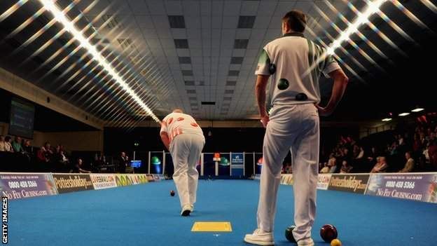 2019 World Indoor Bowls Championships