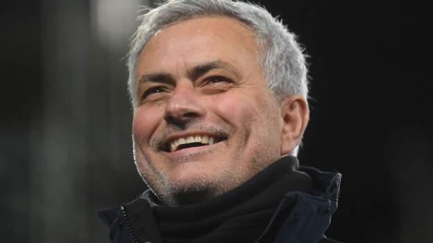 Mourinho named Roma boss from next season