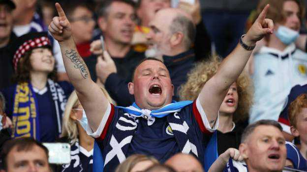 Vaccine passports: Scottish football fans group 'concerned' some supporters excluded