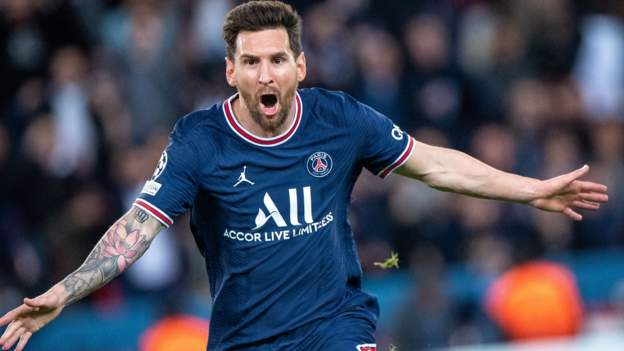 'Unstoppable' Lionel Messi ends 'desperate' goal search for PSG against Man City