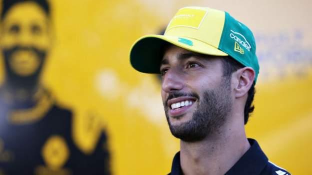 Daniel Ricciardo: Leaving Renault for McLaren 'by no means easy' thumbnail