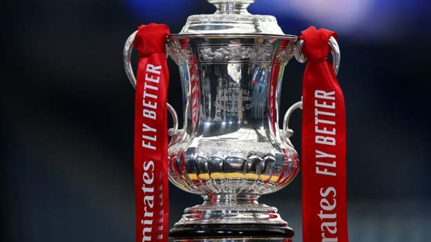 FA Cup first-round draw: Eighth-tier AFC Sudbury to host League Two Colchester United