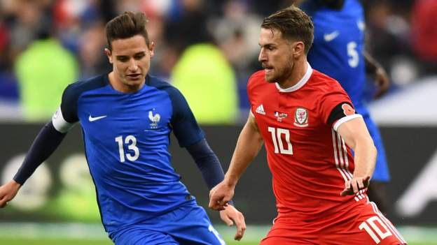 Wales akan melawan Juara Dunia Prancis dalam pertandingan persahabatan sebelum Euro 2020