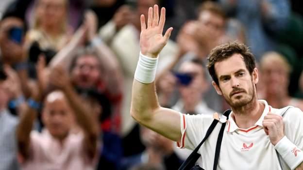 Wimbledon 2021: Andy Murray on losing to Denis Shapovalov