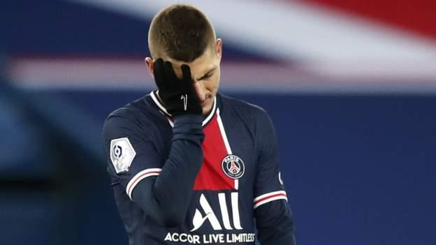 Paris St Germain 1-2 Nantes: Juara berebut untuk mengejutkan kekalahan kandang thumbnail