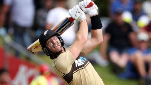 Guptill shines in New Zealand win