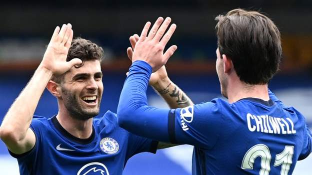 Chelsea made to battle against Sheff Utd but move into FA Cup semis