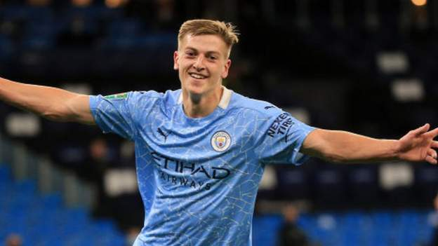 Manchester City 2-1 Bournemouth: Liam Delap marks debut with a goal in City win - bbc