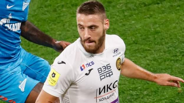 Nikola Vlasic: West Ham in talks to sign CSKA Moscow's £25m-rated playmaker