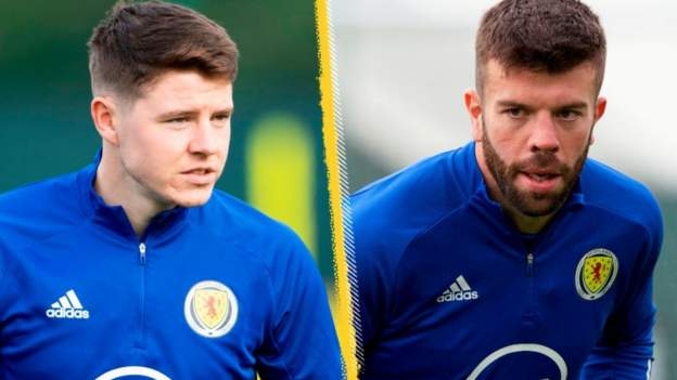 Faroe Islands v Scotland: Kevin Nisbet and Grant Hanley backed in public squad selector