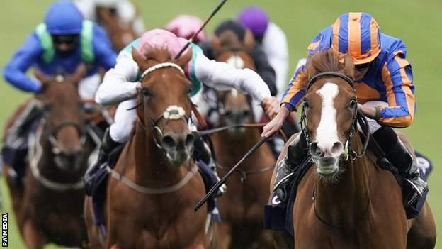 1,000 Guineas: Love wins for trainer Aidan O'Brien - BBC Sport