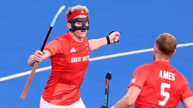 Tokyo Olympics: GBs Sam Ward in dream Olympic return after career-threatening injury