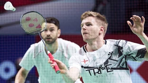 Denmark Open: English pair Chris Langridge and Marcus Ellis win doubles title