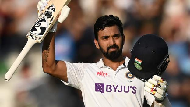 Superb Rahul century punishes England at Lords