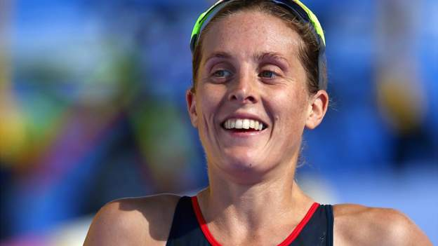 Jess Learmonth: From supermarket worker to Olympic medal hopeful