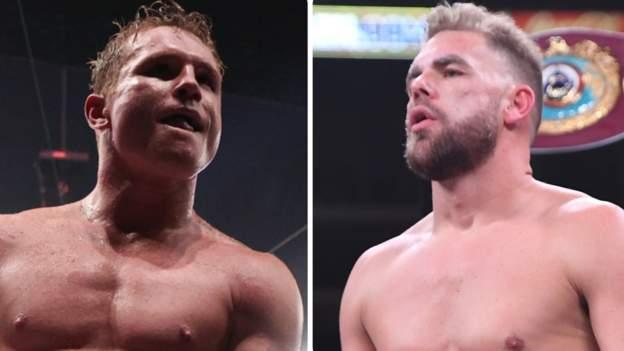 Saunders in ring dispute with Alvarez