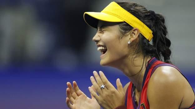 Emma Raducanu reaches US Open final in New York
