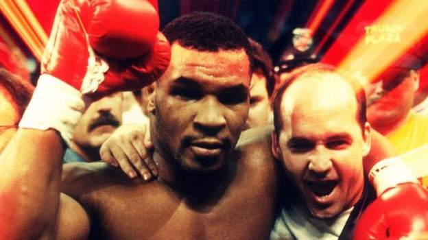 Mike Tyson wows Donald Trump in a 'Greatest Fight' with Michael Spinks thumbnail