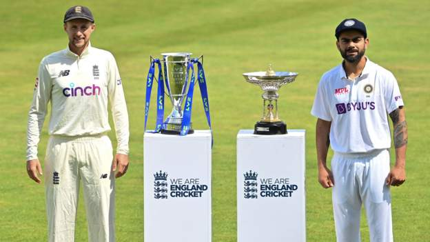 England v India: Hosts keen to give 'better showing' of themselves, says James Anderson