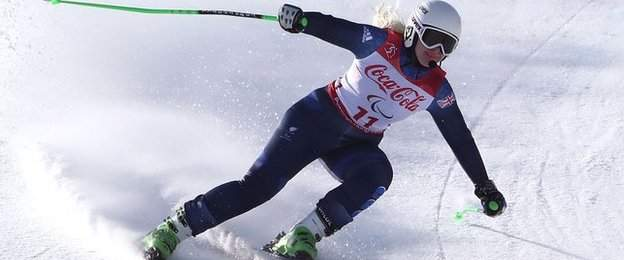 Kelly Gallagher has won nine world championships medals during her career