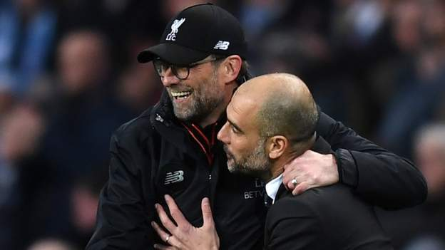 Now Liverpool want Man City's records too - Shearer analysis
