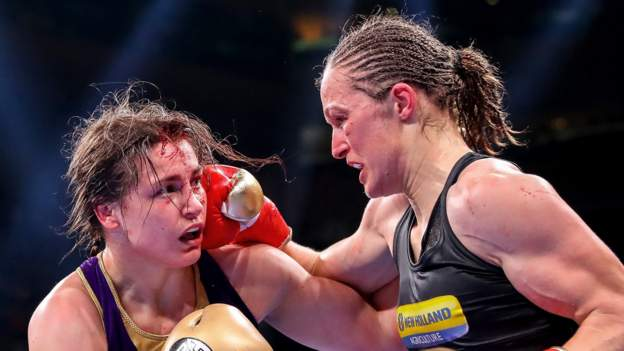 Taylor to fulfill Persoon in rematch thumbnail