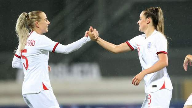 Latvia 0-10 England: Lionesses maintain 100% record in Women's World Cup qualifying