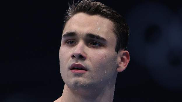 World record was gone after trunks ripped, says butterfly champion Milak