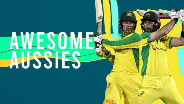 England v Australia: Glenn Maxwell & Alex Carey rescue amazing win and seal series win for Australia thumbnail