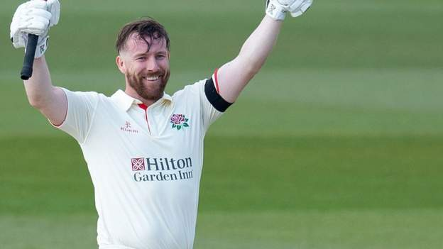 District Championship: Lancashire is close to victory over Northamptonshire