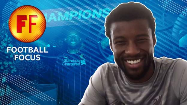 Georginio Wijnaldum reveals who partied hardest after Liverpool's Premier League win thumbnail