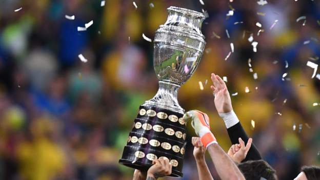 Copa America to be hosted by Brazil