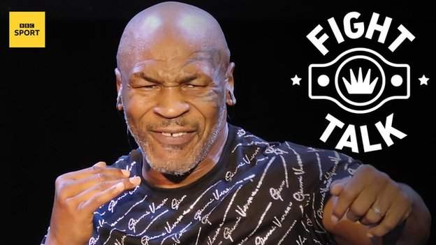 Former heavyweight world champion Mike Tyson is back in training and says he wants to fight in a charity bout