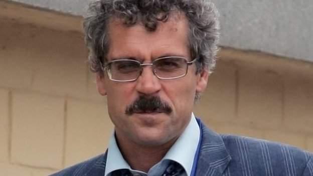 Grigory Rodchenkov