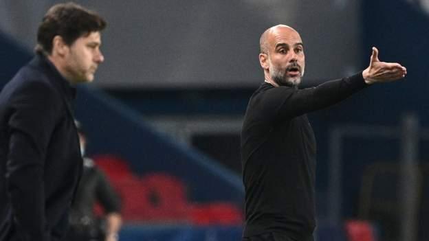 Perserikatan Champions: Bos Manchester City Pep Guardiola memberi tahu personel sekarang tidak lagi 'takut' thumbnail