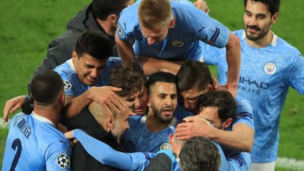 Borussia Dortmund 1-2 Man City (2-4 on agg): Riyad Mahrez dan Phil Foden menargetkan timnas Inggris ke empat besar thumbnail