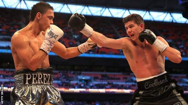 Luke Campbell has 17 wins from 18 fights